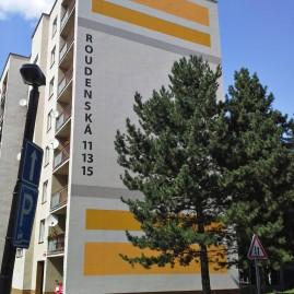 Bytový dům, Roudenská