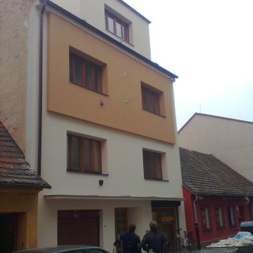 Bytový dům, J. Š. Baara