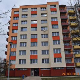Bytový dům Bělehradská, Tábor