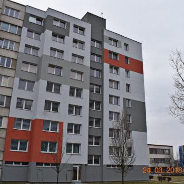 Bytový dům Berlínská, Tábor