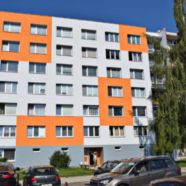 Bytový dům Helsinská, Tábor