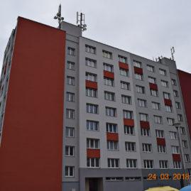 Bytový dům Moskevská, Tábor