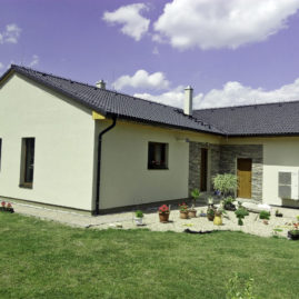 Rodinný dům, Jivno